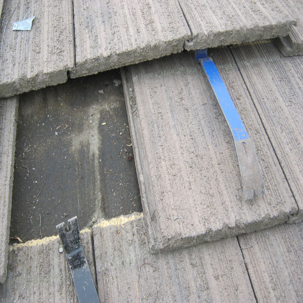 Roof Repair Slate Tile