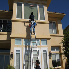 Window Cleaning Testimonial